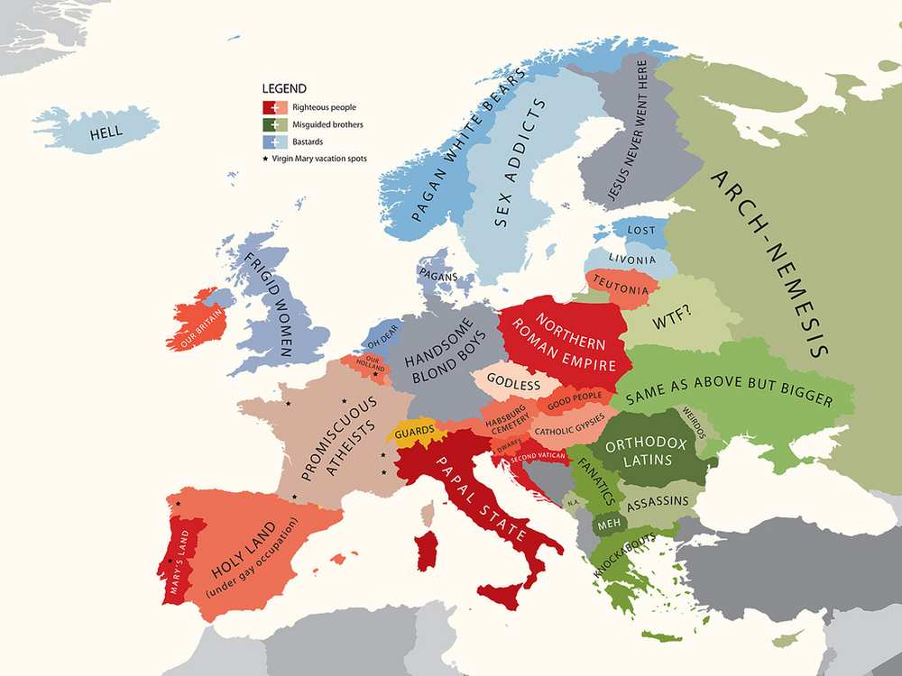 Europe_according_to_the_vatica