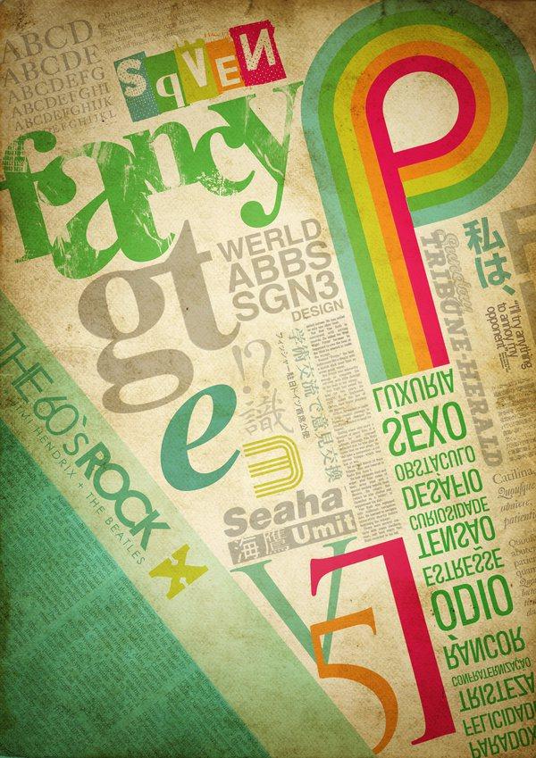 Typography_by_fabianohikaru